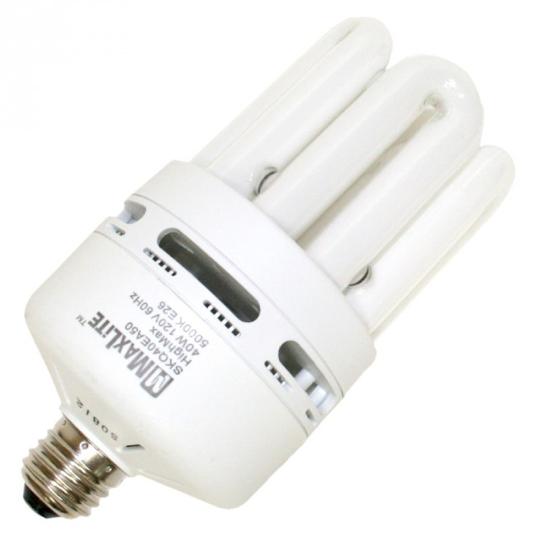 40W 40 Watt Maxlite Highmax CFL Lamp Light Bulb