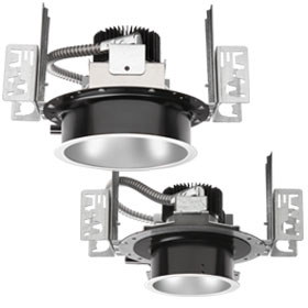 CREE KR4, KR6, & KR8 LED Recessed Downlights