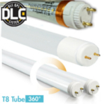 DLC Qualified LED Linear T8 Tubes