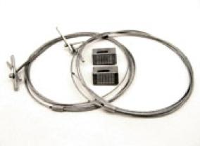 Aircraft Cable Fixture Hanging Kits