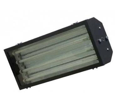 T5 HO Linear Fluorescent Pole Light Fixtures