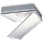 GE Troffer / Lay-In LED Recessed Light Fixtures