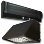 ILP Lighting LED Wall Pack Stairwell Fixtures