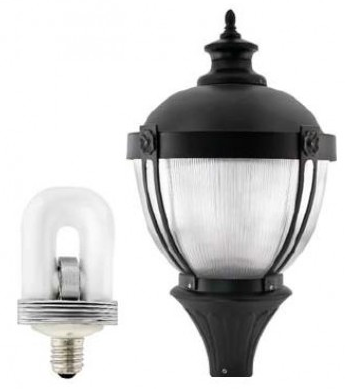 Induction Acorn Style Fixtures