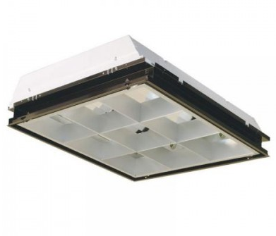 New Troffer Recessed Lay In Fixtures