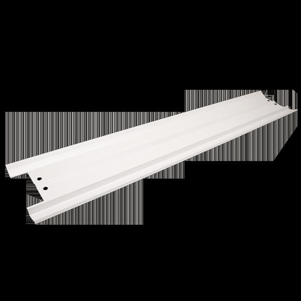 White Aluminum - 91% Reflective