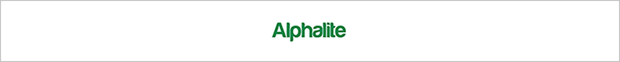 Alphalite Fluorescent Strip Fixtures
