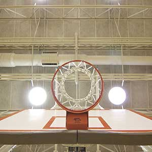 Basketball and Gymnasiums