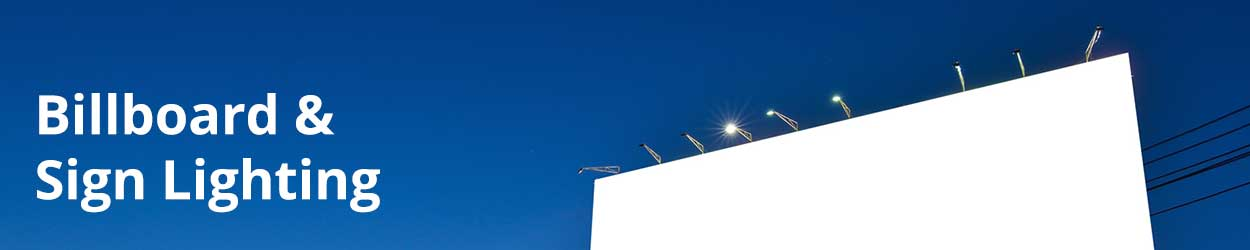 Sign / Billboard Lighting