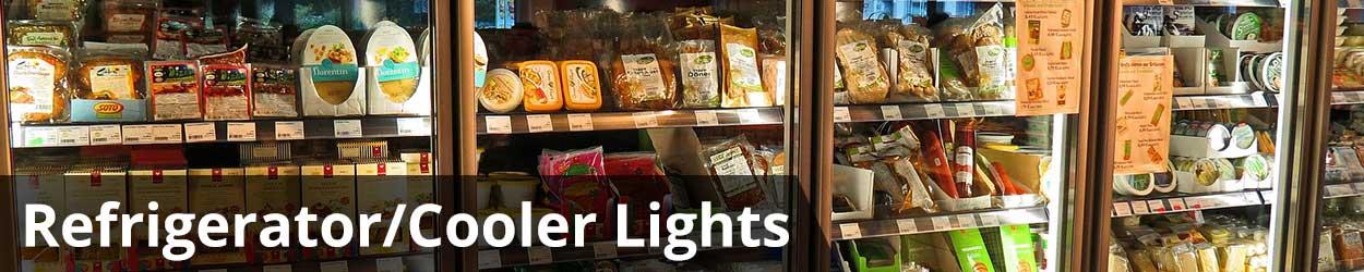 Grocery Cooler Lighting