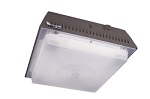DLC Premium Listed LED Parking Garage Canopy Fixtures