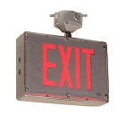 Hazardous Location Exit Signs