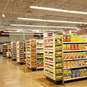 Grocery Sales Floor Lighting