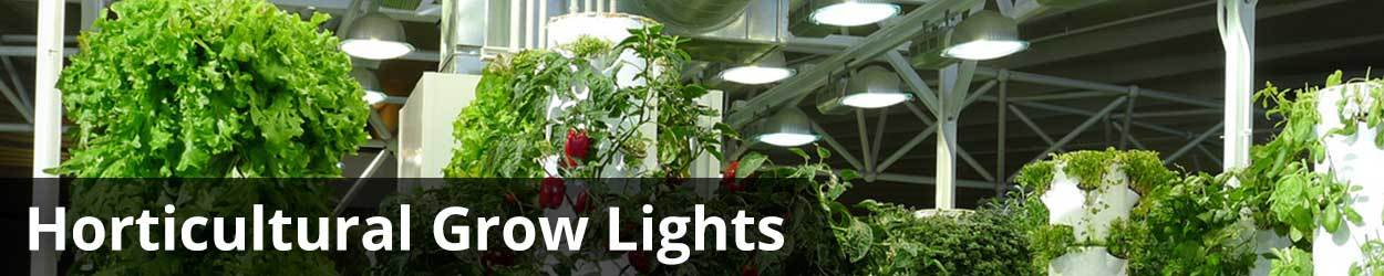 Horticultural LED Grow Lights