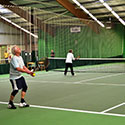 Indoor Tennis Court Lighting