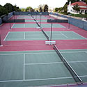 Outdoor Tennis Court Lighting
