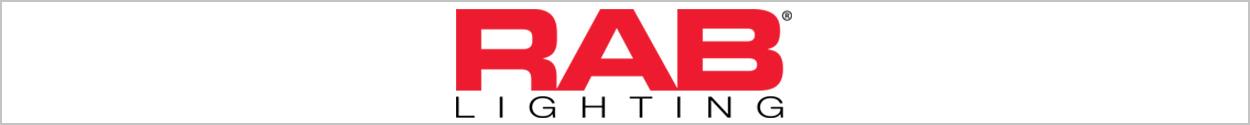 RAB LED High Wattage Area Lights