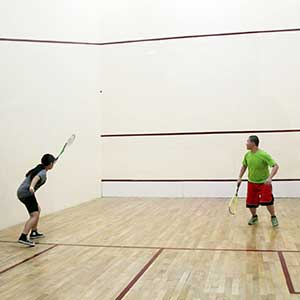 Racquetball & Squash Court Lighting