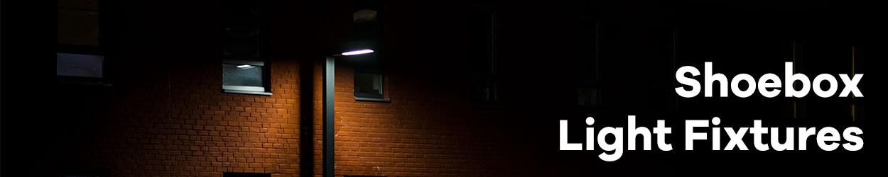 Shoebox Light Fixtures