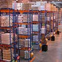 Grocery Warehouse / Storage Area Lighting