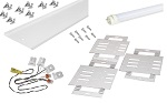 US Energy Sciences LED Tube Strip Kit