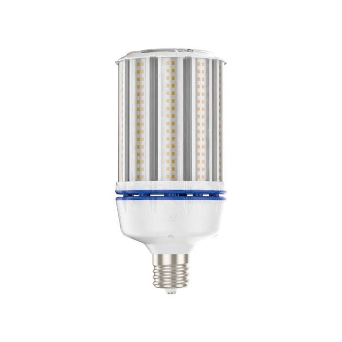 Green Creative 100HID/277V/EX39 DLC Listed 100 Watt LED Corn Post Top Lamp EX39 Base - Replaces 250-400W HID