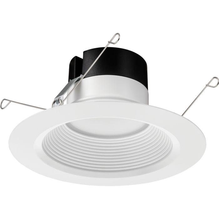 Lithonia Lighting 65BEMW HL SWW5 90CRI M6 5 / 6 Inch 14.5 Watt High Lumen LED Downlight Switchable CCT