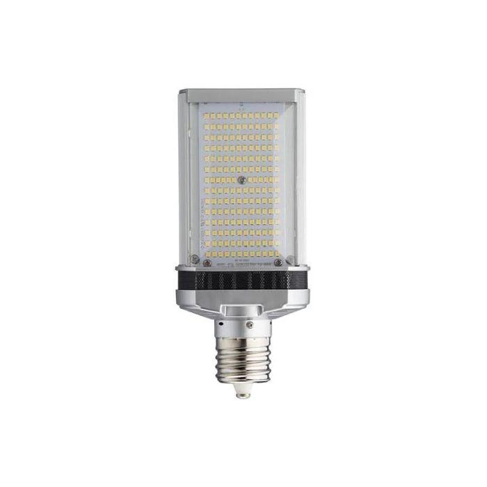 Light Efficient Design LED-8088M40-G4 50 Watt Shoe Box Roadway Wall Pack Retrofit Lamp E39 Mogul Base 4000K