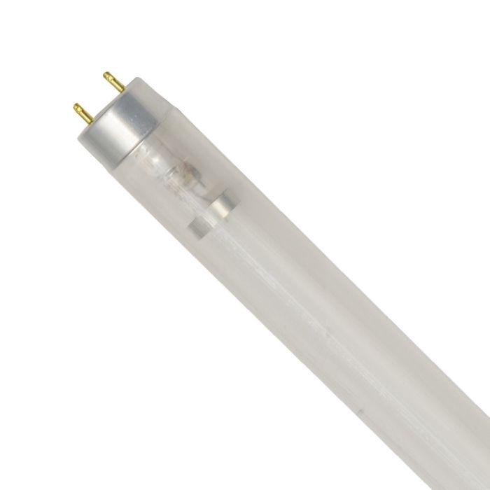 Shat-R-Shield 86907U 15 Watt T8 Shatter Resistant Germicidal Fluorescent Lamp G13 Base - Back Ordered Until End of June