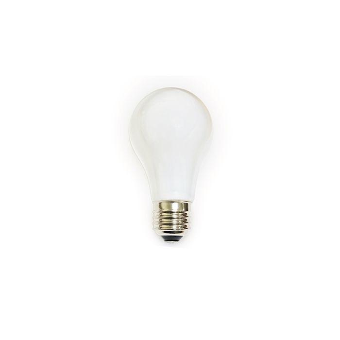 Aleddra AAL-7.7WA19-E26 8 Watt LED A19 E26 Screw-In Bulb Dimmable 120V