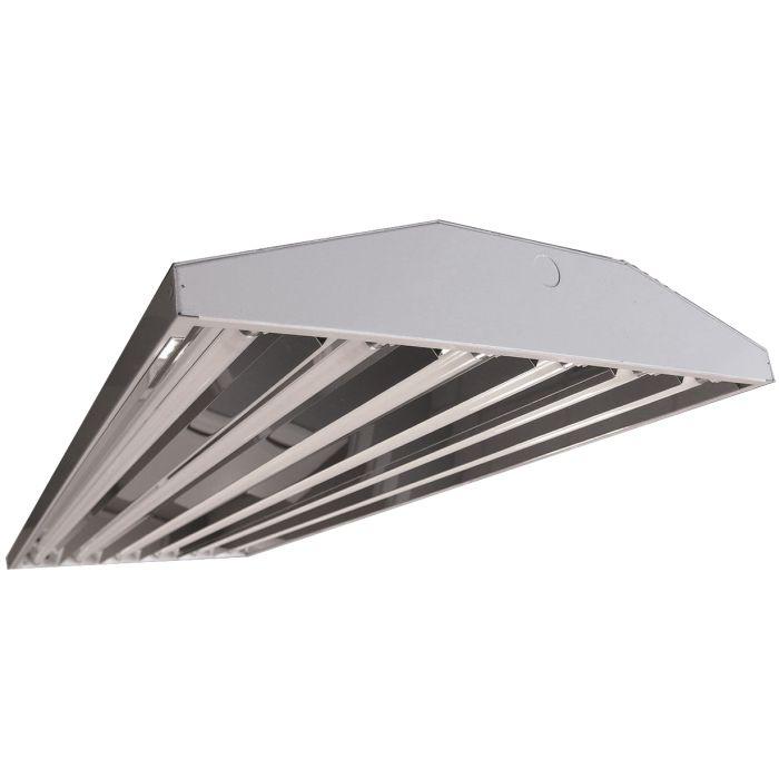 AEI Lighting T8L UNI HiMax Aluminum Industrial Warehouse High-Bay T8 Lighting Fixture