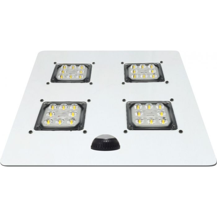 SimplyLEDs ALD-R-080W DLC Premium Listed 80 Watt LED No-Measure Universal Retrofit Kit