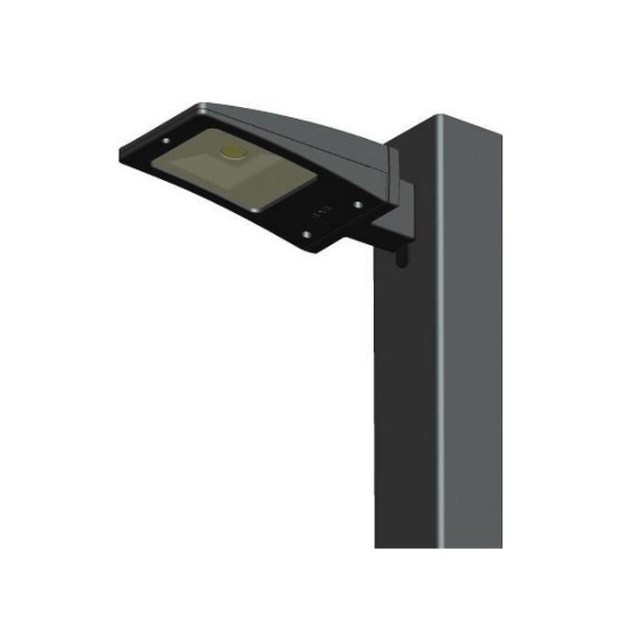 RAB Lighting ALED13 13 Watt LED Area Light Fixture Square Pole Mount (Product Configurator)