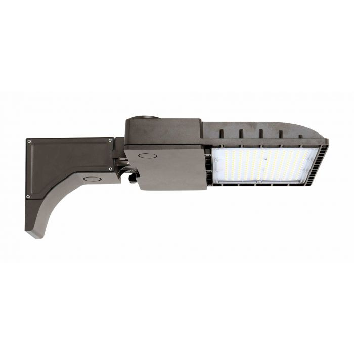 Arcadia Lighting ALGX-200W DLC Premium Listed 200 Watts Area Light ALGX Series 120-277V Dimmable