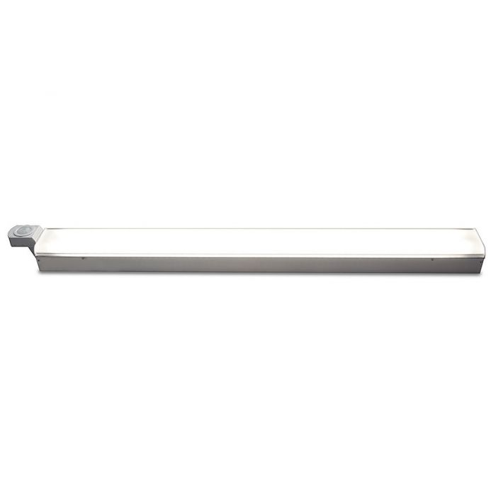Main Image GE Lighting ALM2 Series 34 Watt 4 Foot Low  Output LED Surface Mount Stairwell Light Fixture 4000K
