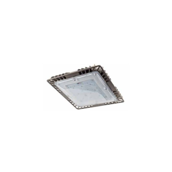 Alphalite SCL-L(40)/50K 40 Watt LED Surface Canopy Fixture Dimmable 5000k DLC Listed