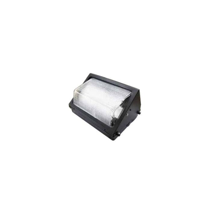 Alphalite WPTA-80/50K 80 Watt LED Traditional Wall Pack Fixture 5000K DLC Listed
