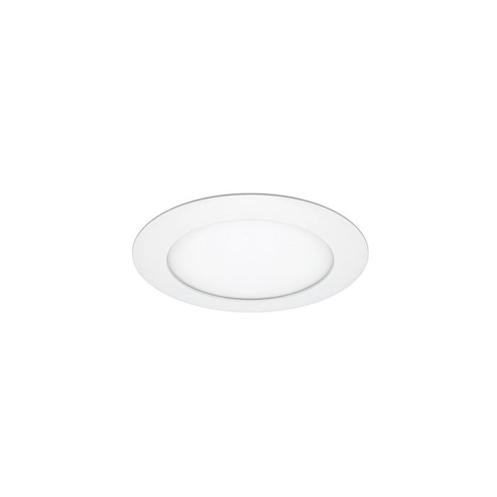 American Lighting BR6-30 Energy Star Rated 12 Watt 6-Inch Brio LED Disc Light 120V Dimmable 3000K - Round
