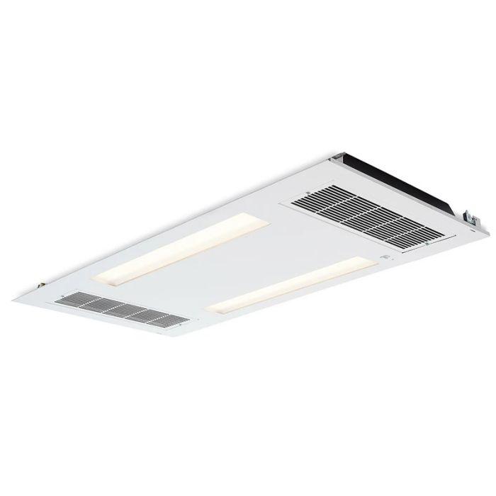 Healthe Lighting LSH CLEANSE 3000 MVOLT SK Air Sanitizing 2X4 Recessed Troffer Retrofit - 4-6 Week Lead Time