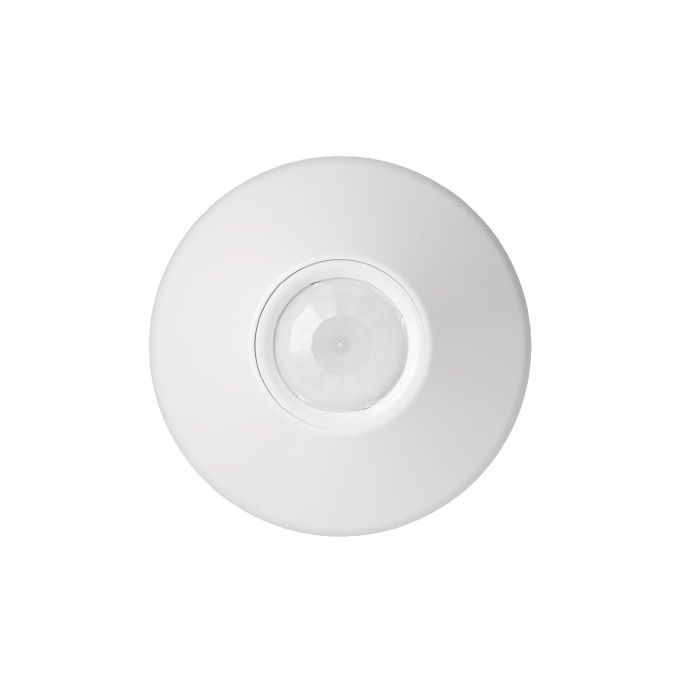 Lithonia Lighting CMR 9 Small Motion 360 Degree Line Voltage Sensor with Passive Infrared Detection