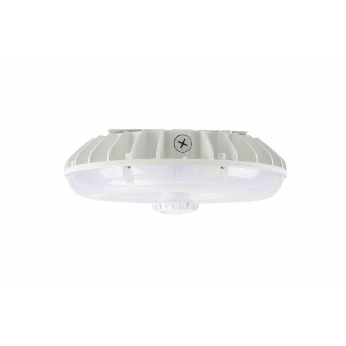 Arcadia Lighting CPG-60W DLC Premium Listed 60-Watt Canopy Light Fixture 120-277V Dimmable