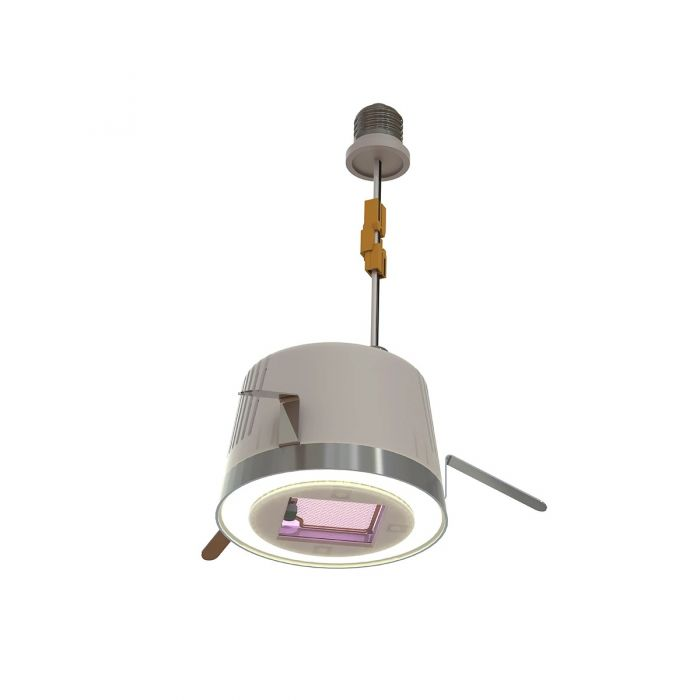 Healthe Lighting CLDL 6 UV 40 120 WH UV Sanitizing Downlight Fixture - 4-6 Week Lead Time