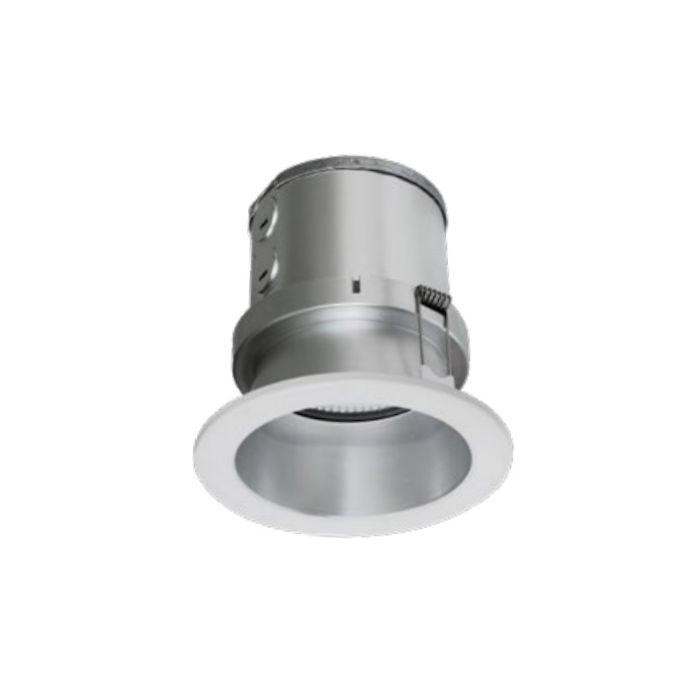 SLG Lighting DR 4R 4-inch Trim LED Retrofit Downlight Selectable CCT 120-277V