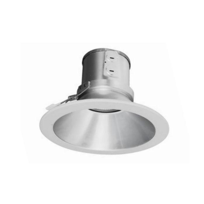 SLG Lighting DR 8R 8-inch Trim LED Retrofit Downlight Selectable CCT 120-277V