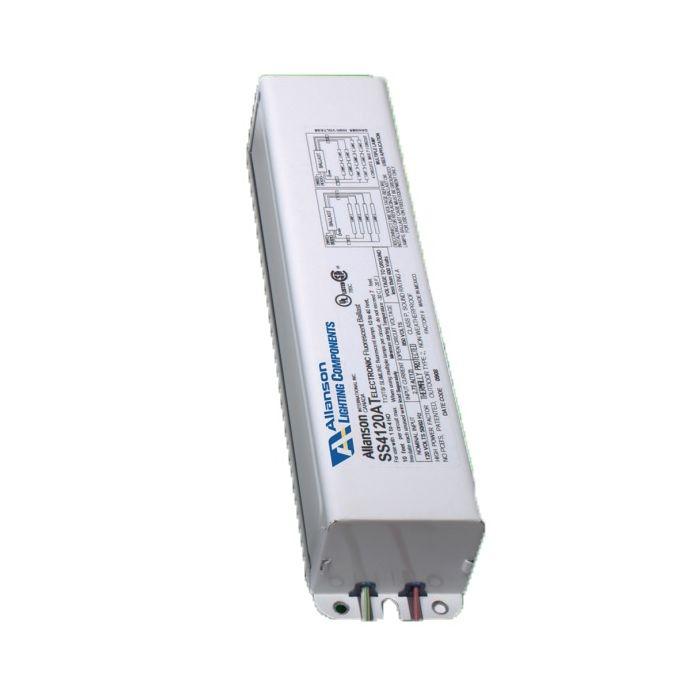 Allanson EESB-1048-26L-120-277V 2-6 Lamp Fluorescent Ballast - EESB Instant Start - High Output 120-277V