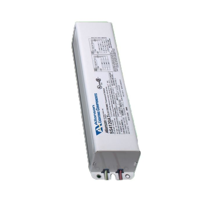 Allanson EESB-1048-26MV 2-6 Lamp Fluorescent Ballast - EESB Instant Start - High Output 120-277V