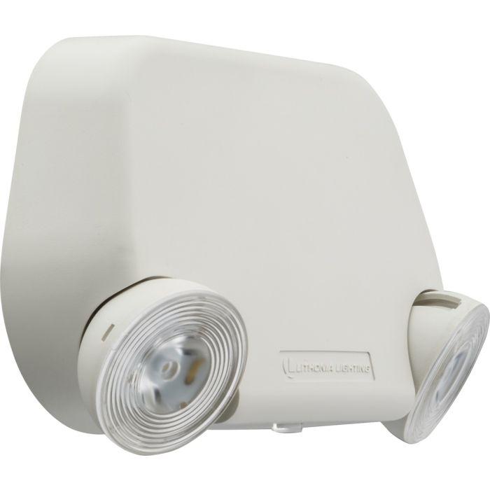 Lithonia Lighting EU2L REM M12 Low Profile Emergency Light Frog Eyes Unit with Remote Capacity