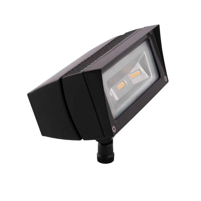 RAB Lighting FFLED18 18 Watts LED Floodlight Fixture bronze