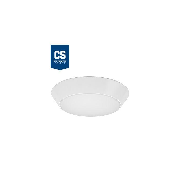 Image 2 Lithonia Lighting FMML 13 Inch 28 Watt Versi Lite LED Flush Mount Light Fixture