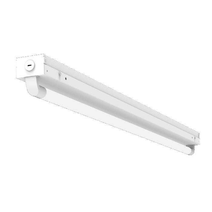 ILP FXS4-12W-U 12 Watt 4FT LED X Series Low Profile Slim Strip Industrial Fixture 120-277V